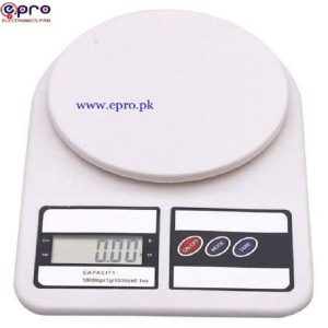 Generic Electronic Kitchen Digital Weighing Scale (10 Kg)