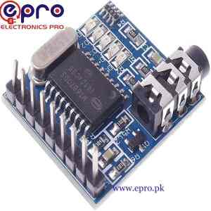 DTMF Decoder Module MT8870 in Pakistan