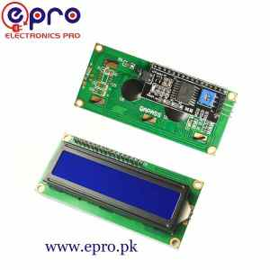 I2C LCD 1602 in Pakistan