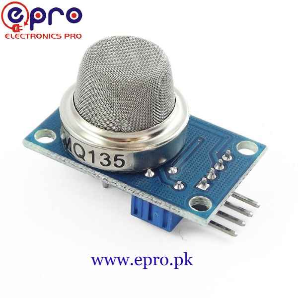 MQ135 Air Qaulity Detector Sensor in Pakistan