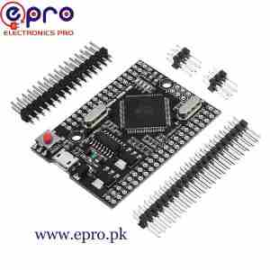 Mega 2560 Pro Mini Embed CH340G ATmega 2560-16A with Male Pin Headers in Pakistan