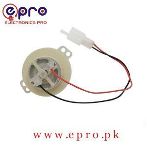 12V Low RPM Incubator Egg Turner Motor in Pakistan