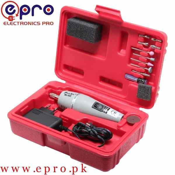 PCB Electric Drill Grinder Machine Kit in Pakistan