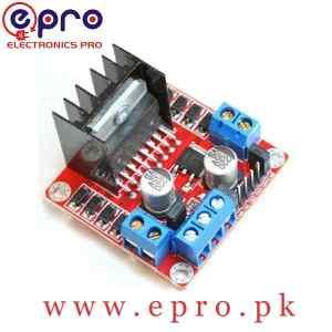 L298N Motor Driver Module in Pakistan