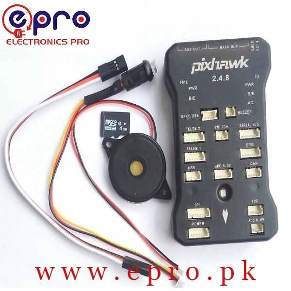 Pixhawk Autopilot 2.4.8 Flight Controller in Pakistan