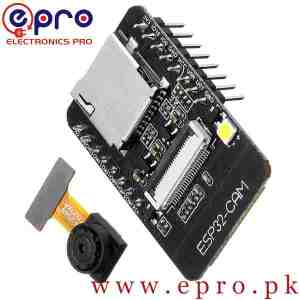 ESP32 Cam WiFi and Bluetooth OV2640 Board in Pakistan