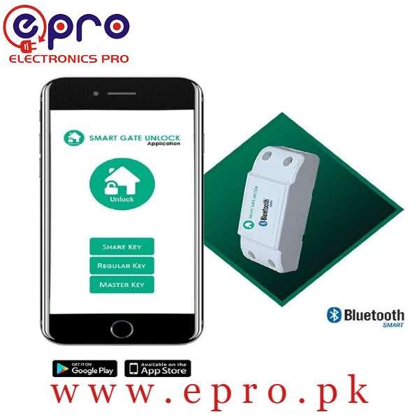 Smart Gate Unlock Device for Electric Locks in Pakistan