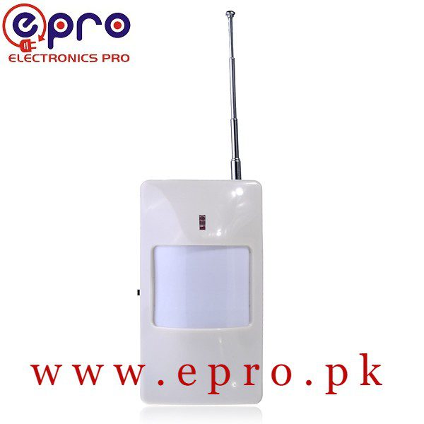Wireless PIR Sensor Motion Detector CT60 in Pakistan