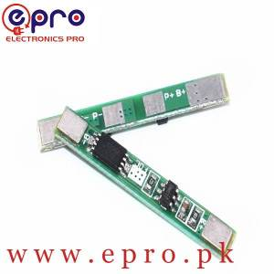 1s 3A 3.7V Li-ion BMS PCB Protection Board for 18650 Lithium-ion Battery in Pakistan