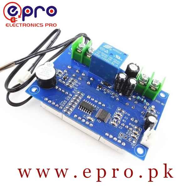 XHW1401 DC 12V Intelligent Digital Display Temperature Controller in Pakistan
