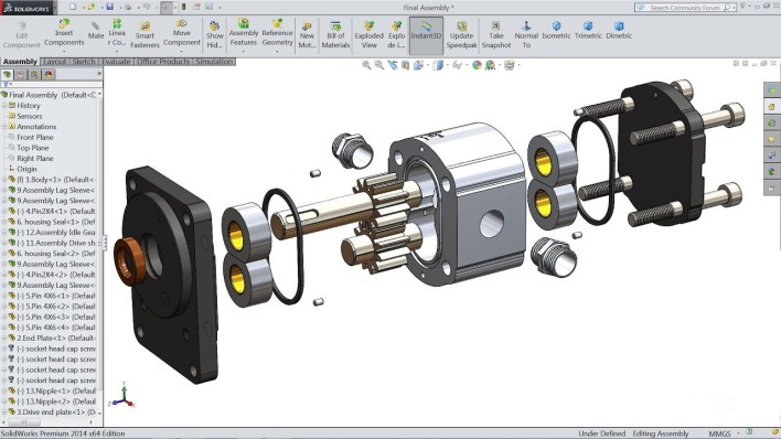 solidworks 1024x576 - Softwares indispensáveis para Engenheiros de Produção