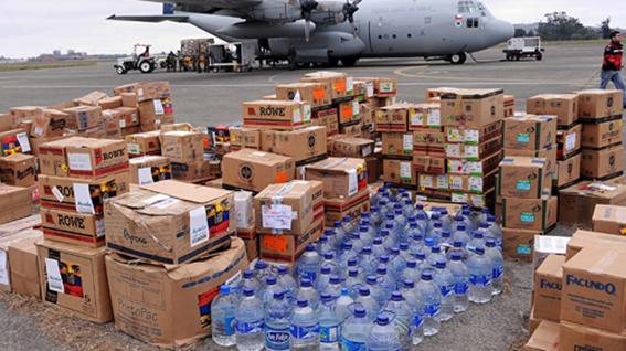 image - A importância da Logística Humanitária