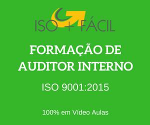 ISO9001 - Auditor Interno - ISO 9001:2015