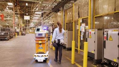 Ford SelfDrivingRobot 11 - Robô autônomo facilita trabalho nas fábricas da Ford