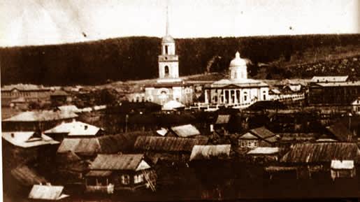 Троицкая церковь Ставрополя