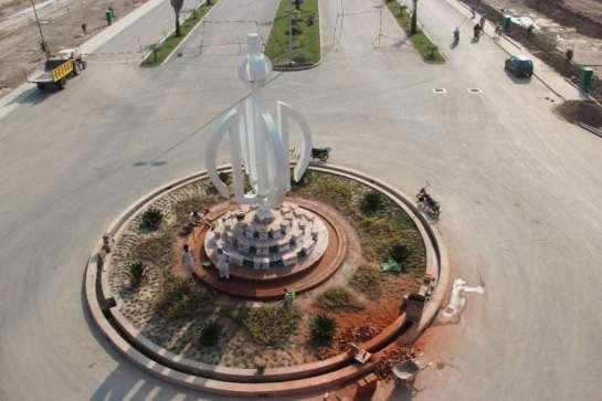 Allah o Akbar Monument Sector E Bahria Town Lahore
