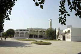 Allah o Akbar Mosque Phase I DHA Lahore