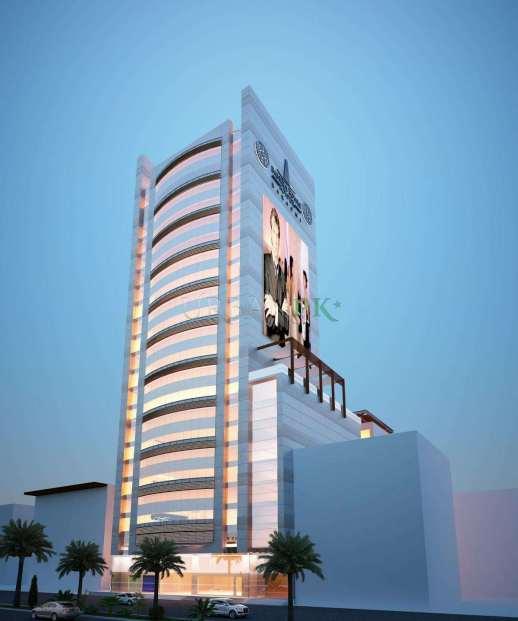 Bahria Town Karachi Tower