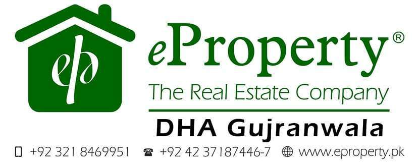 DHA Gujranwala Plots & Homes for Sale