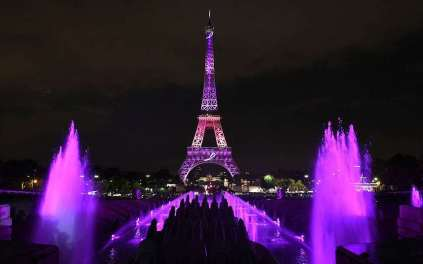 Eiffel Tower in Bahria Lahore