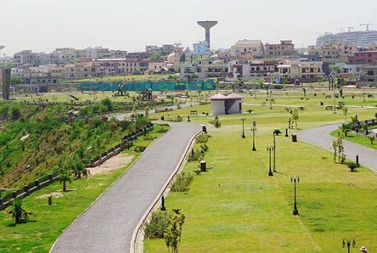 Family Park Sector B Phase II DHA Islamabad