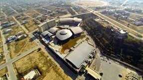 Jacaranda Family Club Arial View Sector E Phase II DHA Islamabad