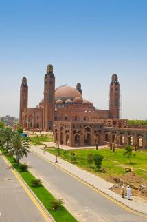 Jamia Mosque Sector C Bahria Town Lahore