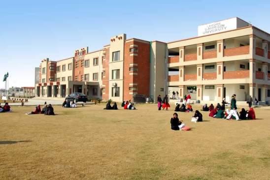 Lahore Garrison University Sector C Phase IV DHA Lahore