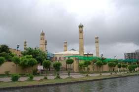 Mosque in DHA Karachi