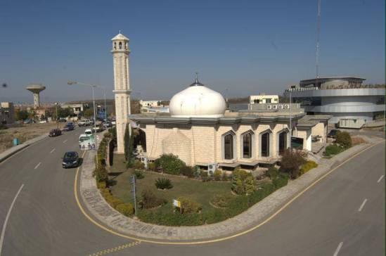 Rehmat Mosque Phase 1 Bahria Town Rawalpindi