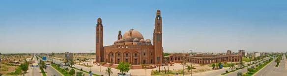 Sector C Jamia Mosque Bahria Town Lahore