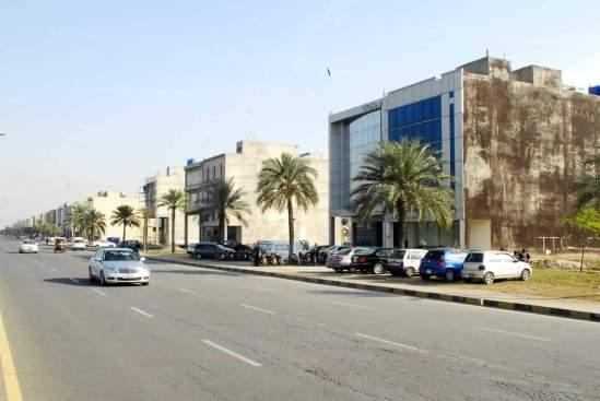 Sector XX Khayaban e Iqbal Commercial Phase III DHA Lahore
