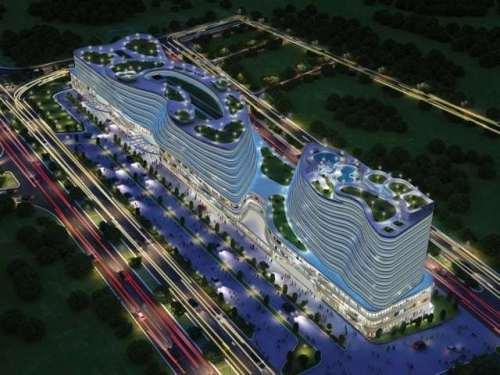 World Trade Center Phase II DHA Islamabad
