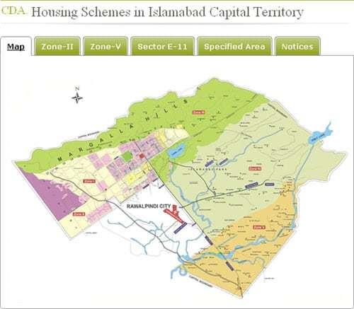 CDA Approved Schemes