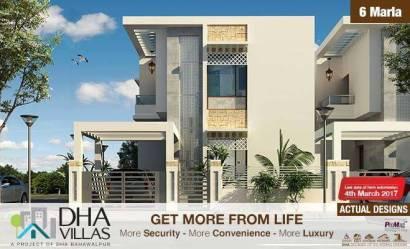DHA Bahawalpur 6 Marla Villa