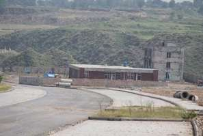 DHA Valley Islamabad Under Construction Power Grid Station