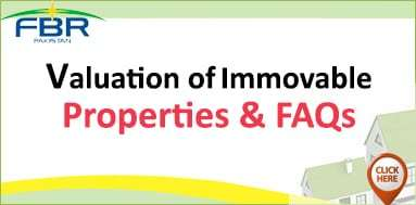 Valuation of Immovable Properties & FAQ