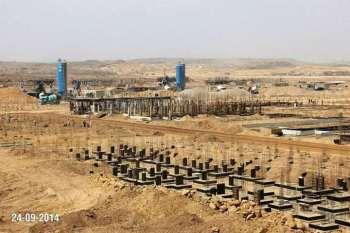 200 Sq Yard Homes Site Progress Bahria Town Karachi