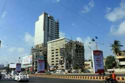 Bahria Town Karachi Tower Status September 30, 2014