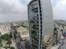 Bahria Town Karachi Tower Status September 30, 2014