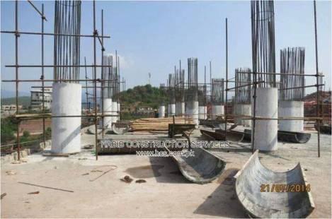 Sheraton Hotel Bahria Golf City Islamabad Development Status July 21, 2014