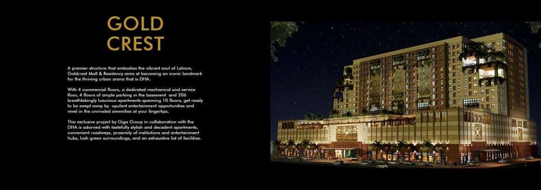 DHA Goldcrest Lahore