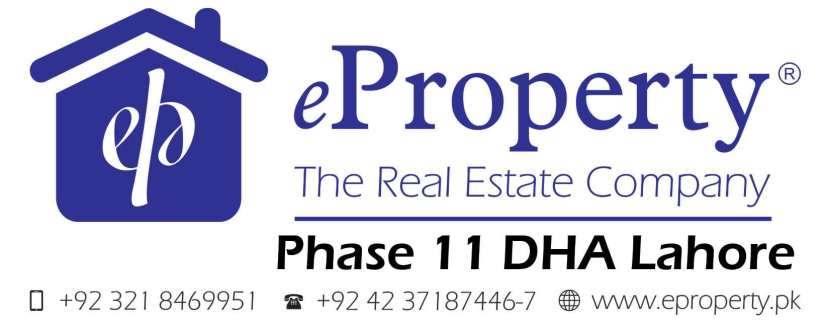 DHA Lahore Phase 11 Plots & Houses for Sale