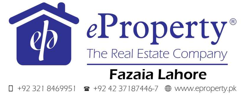 Fazaia Lahore Plots & Houses for Sale