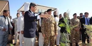 Inauguration of Matital Road Gate Complex DHA Multan by Corps Commander Multan-1