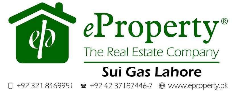 Sui Gas Lahore Plots & Houses for Sale