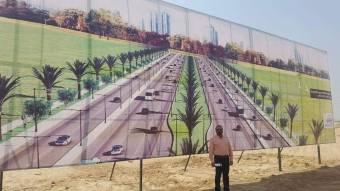 DHA Bahawalpur Groundbreaking Ceremony Billboard