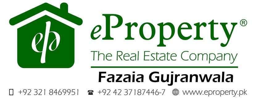 Fazaia Gujranwala Plots & Houses for Sale