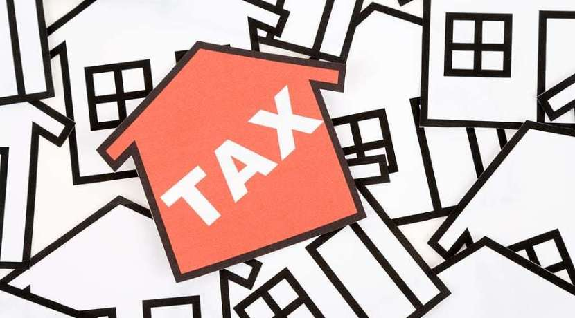 Tax on Sale Purchase of Immovable Property 2016-2017