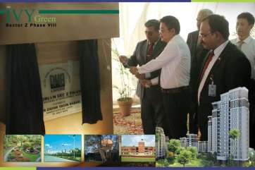 Ground Breaking DHA Phase 8 Sector Z IVY Green
